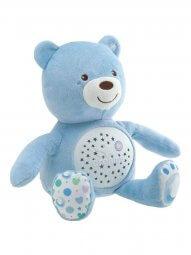 בובת דובי בייבי כחול צ'יקו