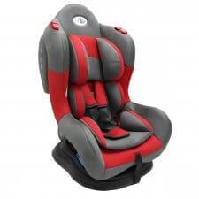 כיסא בטיחות רובין אדום-אפור טוויגי