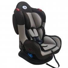 כיסא בטיחות רובין אפור-שחור טוויגי