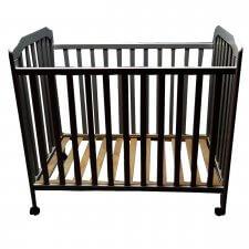 מיטה לתינוק דגם מיה חום טוויגי