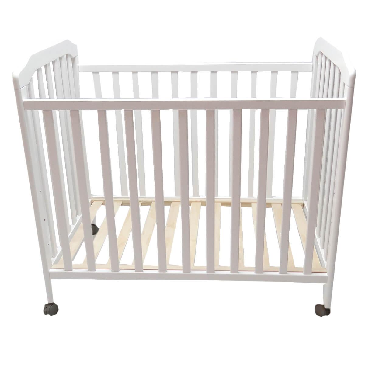 מיטה לתינוק דגם מיה לבן טוויגי