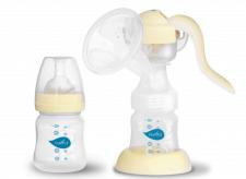 משאבת חלב ידנית אקסטרא Nuvita TWIST
