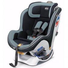 כסא בטיחות צ'יקו נקסטפיט שחור-תכלת