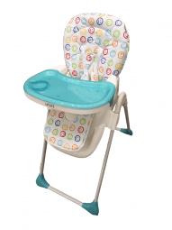 כיסא אוכל לתינוק קומפורטCOMFORT גאוביי GEOBY סמיילי תכלת