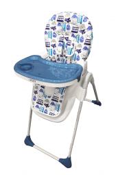 כיסא אוכל לתינוק קומפורטCOMFORT גאוביי GEOBY תחבורה כחול