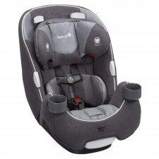 כיסא בטיחות לתינוק אוורפיט EVERFIT 3 in 1 סייפטי SAFETY אפור