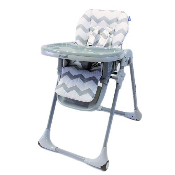 כסא אוכל לתינוק עולה יורד פסטו גלים Pesto wave Infanti