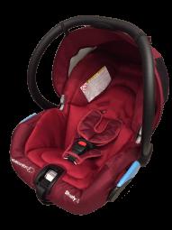 סלקל לתינוק סטריטי STREETY XT בבה קונפורט BEBE CONFORT אדום