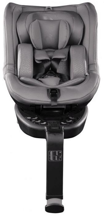 כיסא בטיחות מסתובב דגם O3 Lite לייט מבית נאדו Nado בצבע אפור