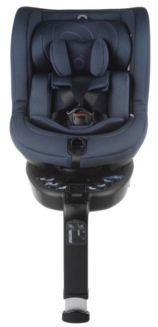 כיסא בטיחות מסתובב דגם O3 Lite לייט מבית נאדו Nado בצבע כחול