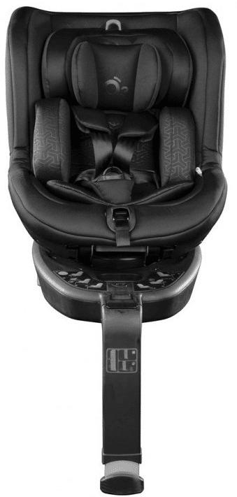 כיסא בטיחות מסתובב דגם O3 Lite לייט מבית נאדו Nado בצבע שחור