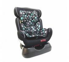 כיסא בטיחות איזי גו Easy Go מבית דיפנדר Defender בצבע שחור עיגולים