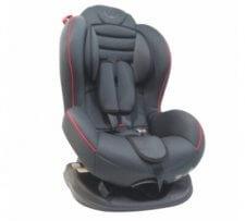 כיסא בטיחות משולב בוסטר סמארט ספורטSmart Sportמבית וולדון Welldon בצבע אפור כהה