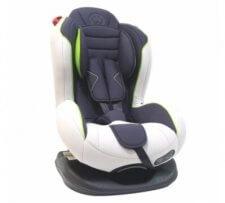 כיסא בטיחות משולב בוסטר סמארט ספורטSmart Sportמבית וולדון Welldon בצבע אפור בהיר