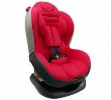 כיסא בטיחות משולב בוסטר סמארט ספורטSmart Sportמבית וולדון Welldon בצבע אדום