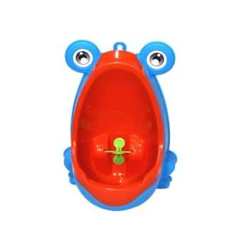 סיר לילה לבנים בצורת צפרדע בייבי מישל Baby Michel