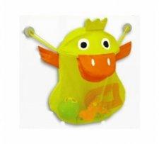 סל רשת חיות לאחסון כל צעצועי האמבטיה בייבי מישל Baby Michel