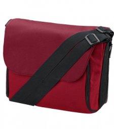 תיק לתינוק משולב עם כיסא הגבהה בצבע אדום מבית בבה קונפורט Bebe Confort