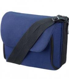 תיק לתינוק משולב עם כיסא הגבהה בצבע כחול מבית בבה קונפורט Bebe Confort