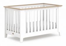 מיטת תינוק Pioneer לבן מבית Boori