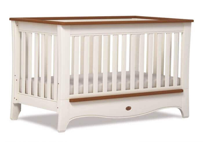מיטת תינוק Provence שנהב מבית Boori