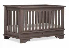 מיטת תינוק Eton Conv' Plus מוקה מבית Boori