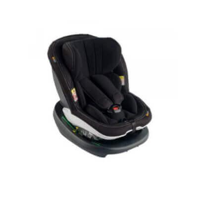 כיסא בטיחות לרכב איזי מודיולר iZi Modular i-Size מבית בי סייף BeSafe בצבע שחור