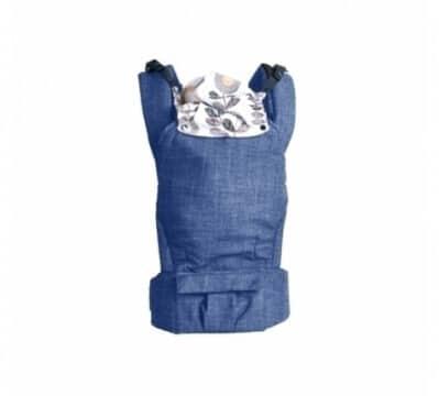 מנשא לתינוק ארגו פיקאפ Ergo Pickup מבית בייבי מישל Baby Michel בצבע כחול
