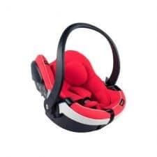 סלקל איזי גו מודיולר iZi Go Modular מבית בי סייף BeSafe בצבע אדום שקיעה