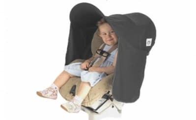 הצללה לכיסא בטיחות מבית בייבי מישל Baby Michel