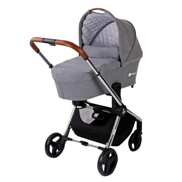 עגלת תינוק סיילו CIELO מבית ספורט ליין Sport line בצבע אפור