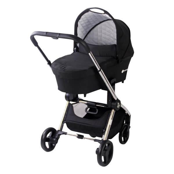 עגלת תינוק סיילו CIELO מבית ספורט ליין Sport line בצבע שחור