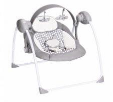 נדנדה חשמלית לתינוקמבית בייבי מישל Baby Michel