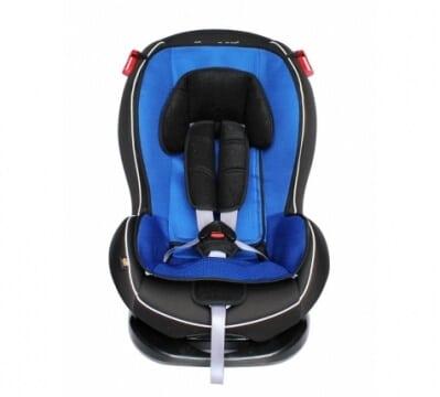 מזרונית לכיסאות בטיחות וולדון Welldon מבית בייבי מישל Baby Michel בצבע כחול