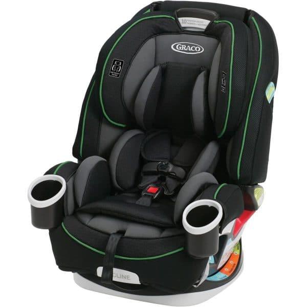 כסא בטיחות גרקו ירוק