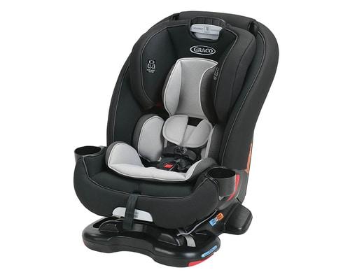 כסא בטיחות גרקו ריקליין היחיד שמאפשר שינוי מצבים שהכיסא מחובר ברכב