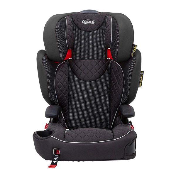 כסא בטיחות גרקו שחור