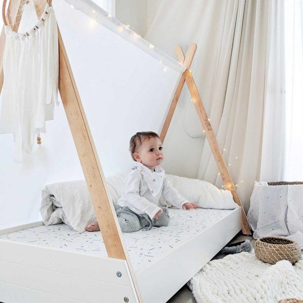 מיטת מעבר מעוצבת