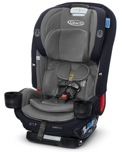 כיסא בטיחות צר במיוחד
